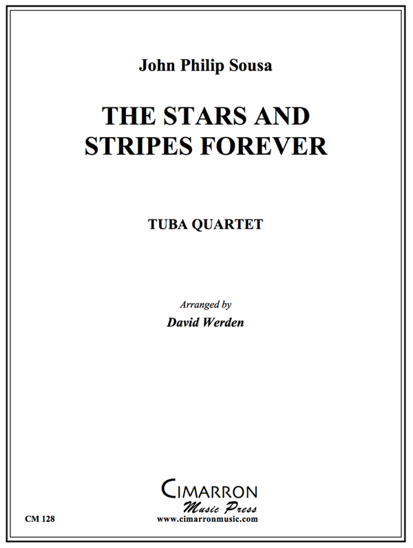Sousa - Stars and Stripes Forever - Tuba Quartet