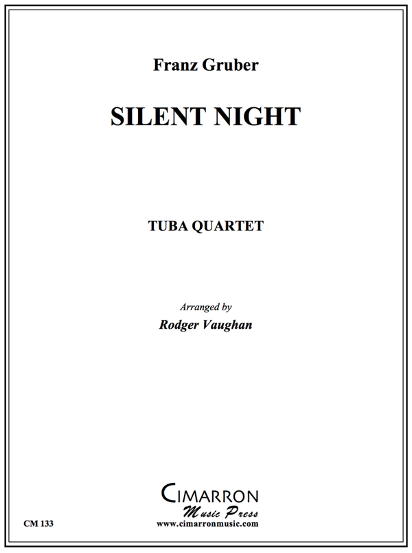 Franz - Silent Night - Tuba Quartet