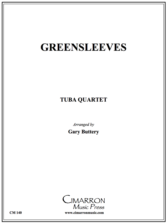 Traditional - Greensleeves - Tuba Quartet