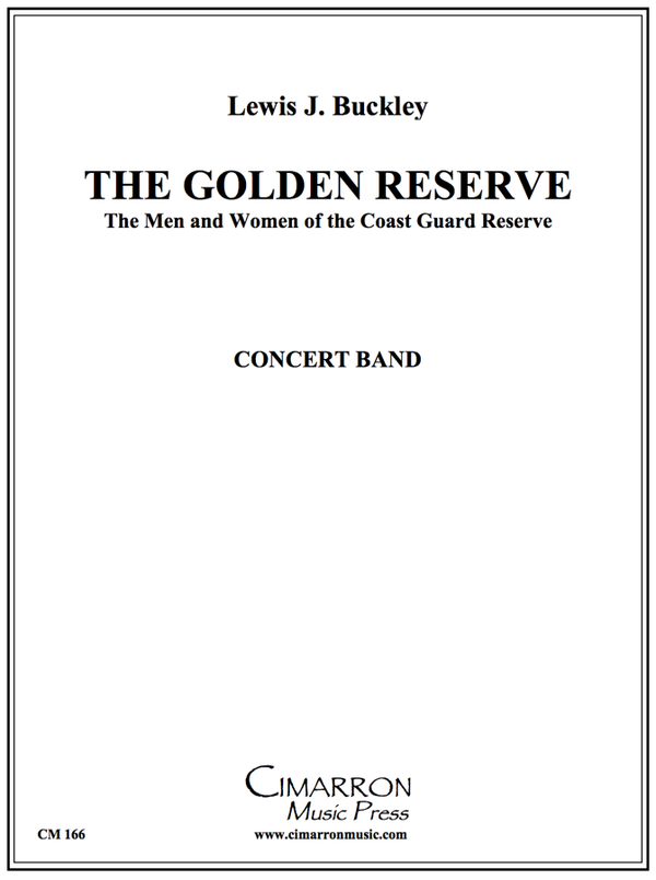 Buckley - Golden Reserve March - Concert Band