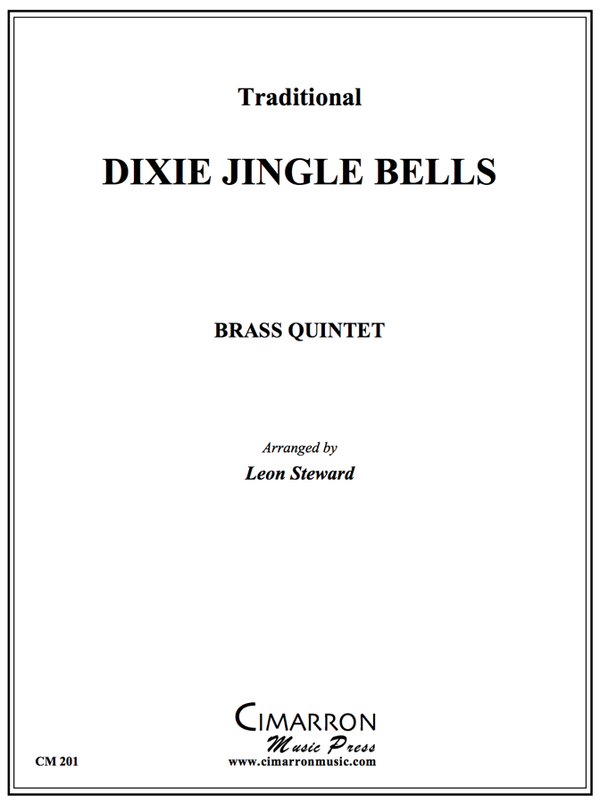 Traditional - Dixie (Jingle) Bells - Brass Quintet