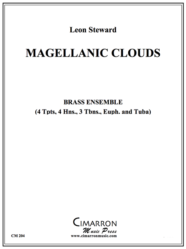 Steward - Magellanic Clouds - Brass Ensemble