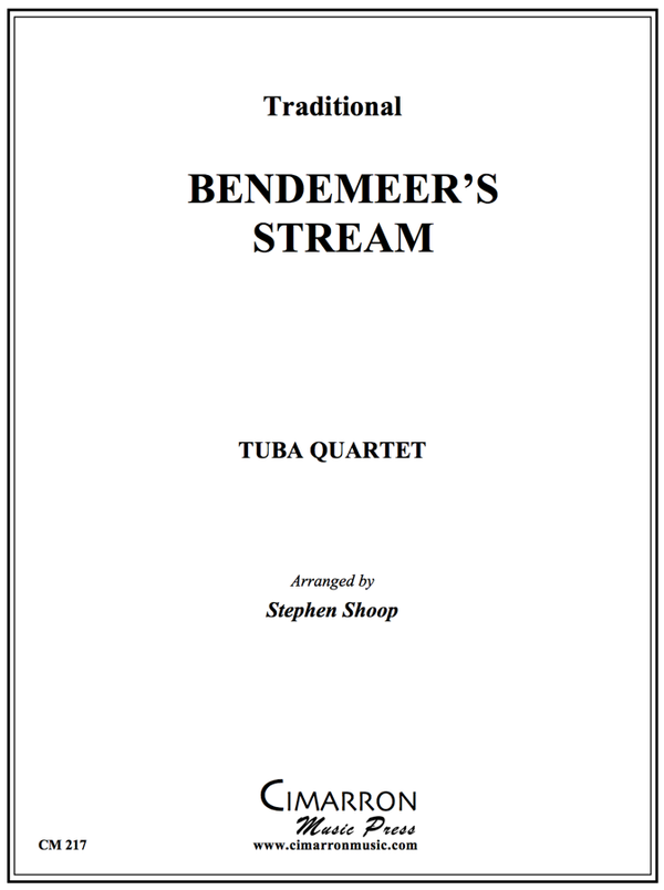 Traditional - Bendemeer's Stream - Tuba Quartet (EETT)