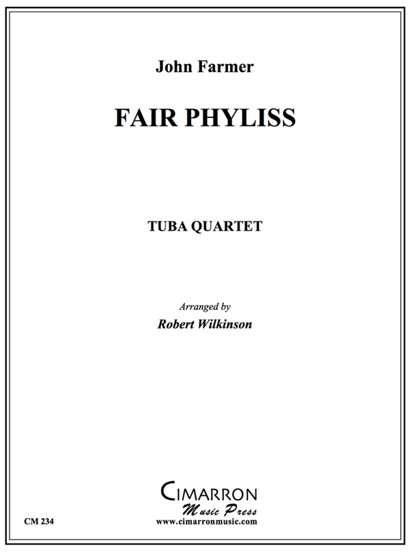 Farmer - Fair Phyliss - Tuba Quartet (EETT)