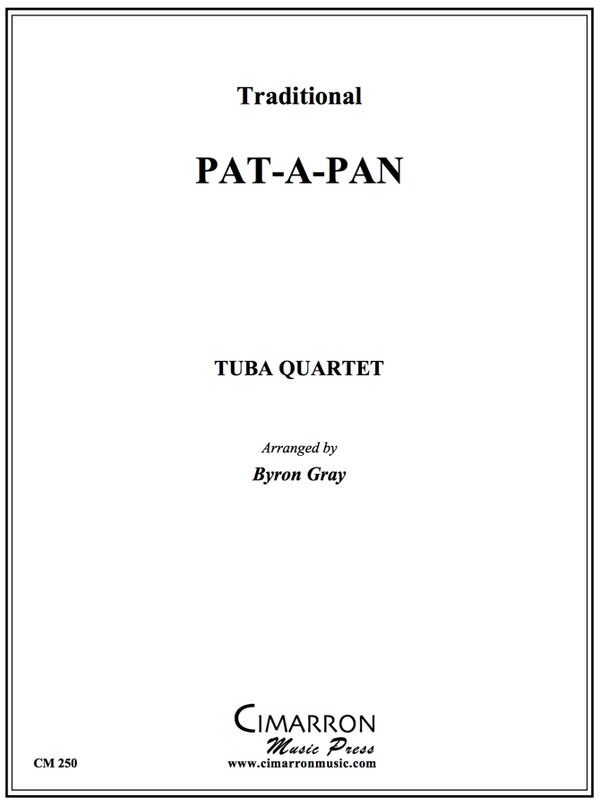 Traditional - Patapan - Tuba Quartet (EETT)