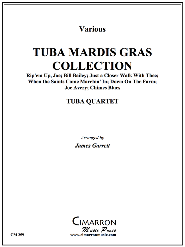 Various - Mardi Gras Collection - Tuba Quartet (EETT)