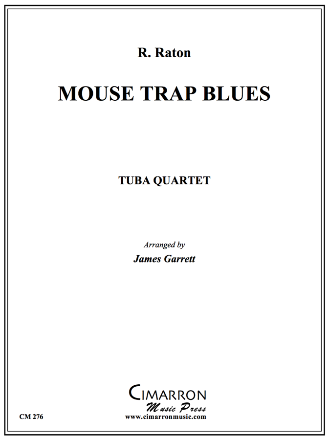 Raton - Mousetrap Blues - Tuba Quartet (EETT