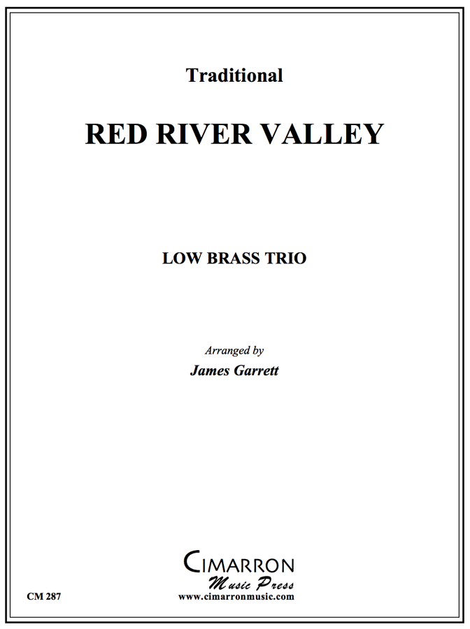 Traditional - Red River Valley - Euphonium-Tuba Trio