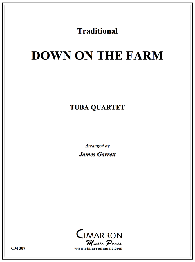 Traditional - Down on the Farm - Tuba Quartet (EETT)