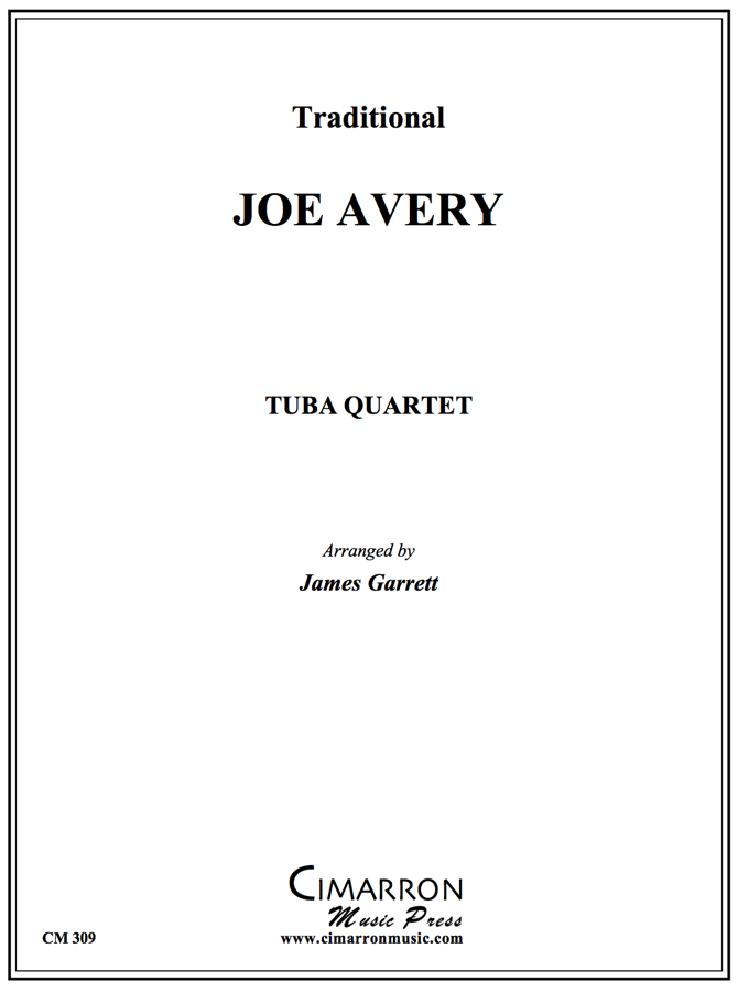Traditional - Joe Avery - Tuba Quartet (EETT)