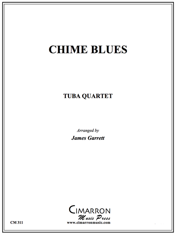 Traditional - Chime Blues - Tuba Quartet (EETT)