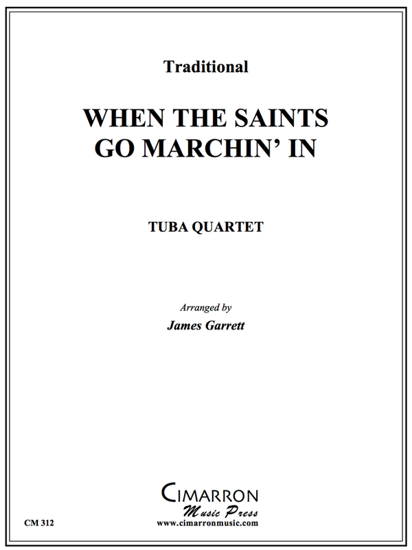 Traditional - When the Saints Go Marchin' In - Tuba Quartet (EETT)