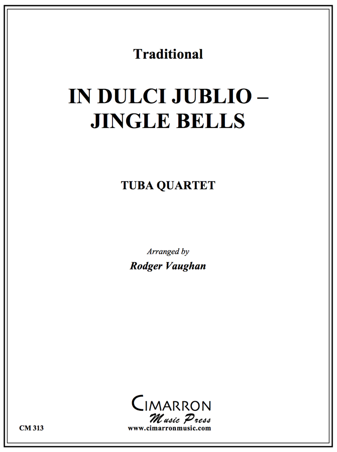 Traditional - In Dulci Jubilo - Jingle Bells - Tuba Quartet (EETT)