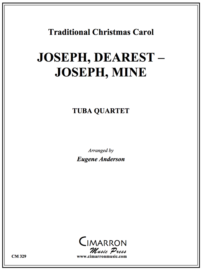 Traditional - Joseph Dearest, Joseph Mine - Tuba Quartet (EETT)
