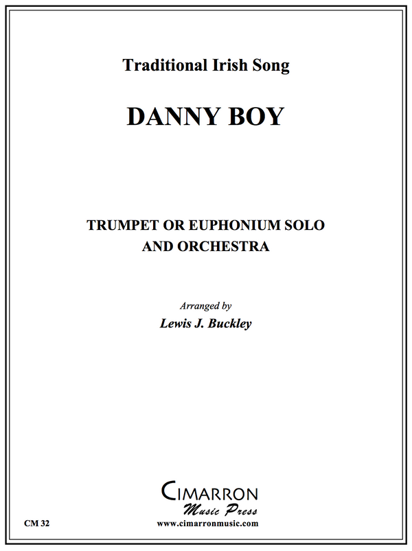Traditional - Danny Boy - Trumpet Or Euphonium Solo And Symphony Orchestra