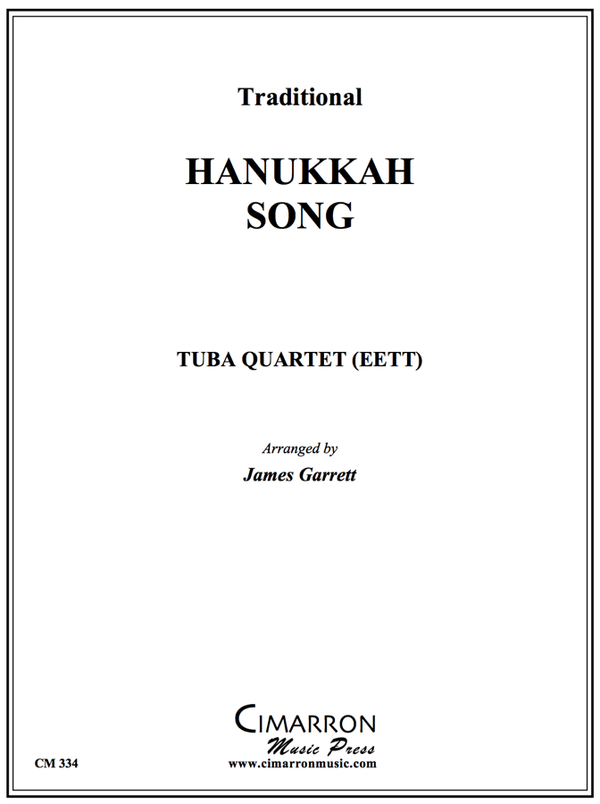Traditional - Hanukkah Song - Tuba Quartet (EETT)