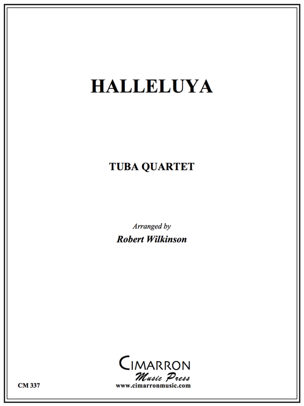 Traditional - Halleluya - Tuba Quartet (EETT)