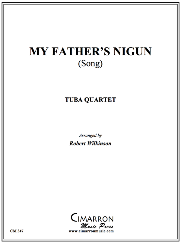 Traditional - My Father's Nigun Song - Tuba Quartet (EETT)