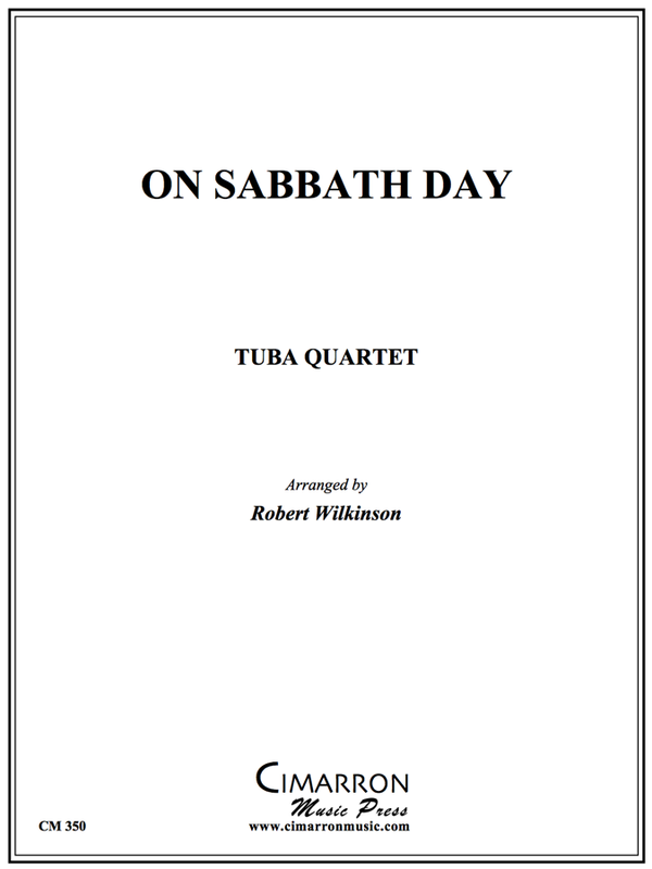 Traditional - On Sabbath Day - Tuba Quartet (EETT)
