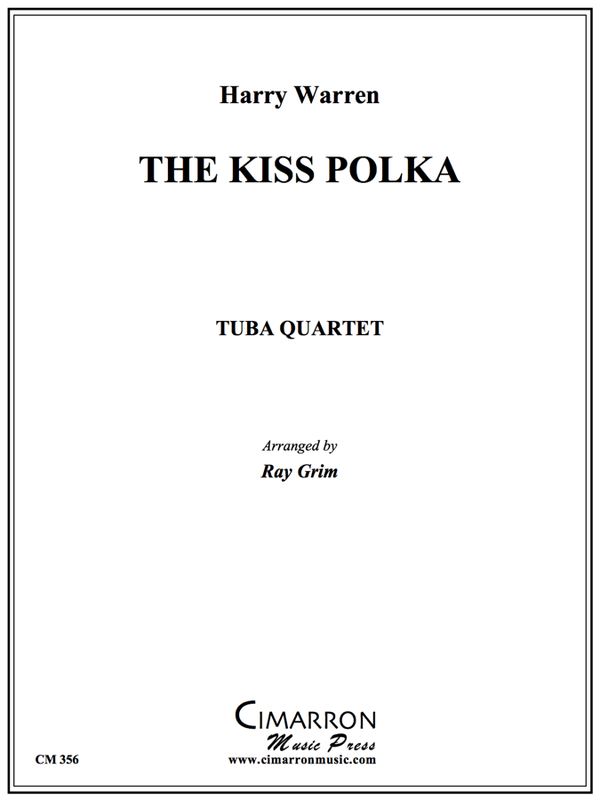 Warren - The Kiss Polka - Tuba Quartet (EETT)