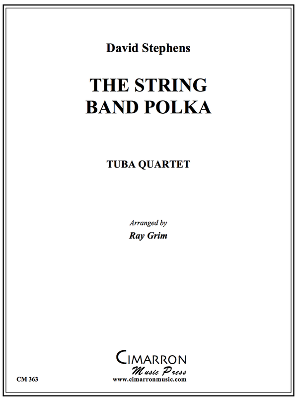Stephens - The String Band Polka - Tuba Quartet (EETT)