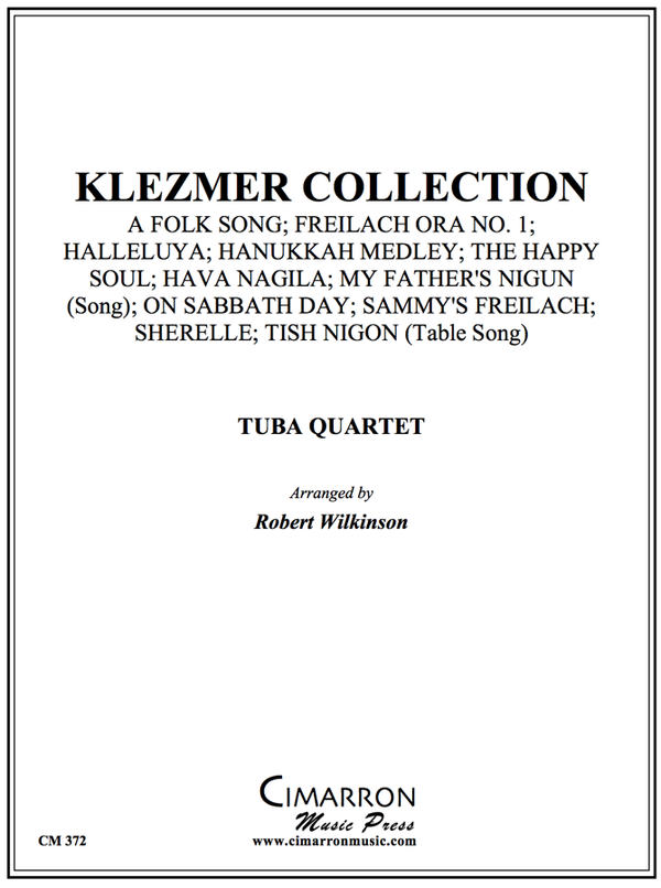 Various - Klezmer Collection - Tuba Quartet (EETT)
