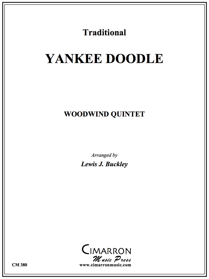 Traditional - Yankee Doodle - Woodwind Quintet