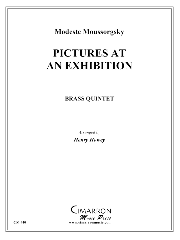 Moussorgsky - Pictures at an Exhibition - Brass Quintet