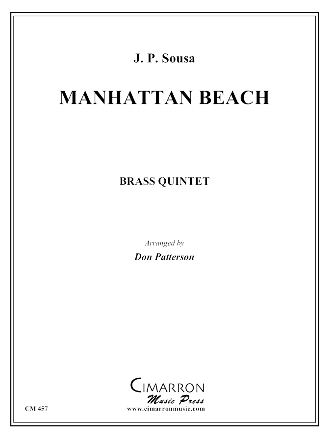 Sousa - Manhattan Beach - Brass Quintet