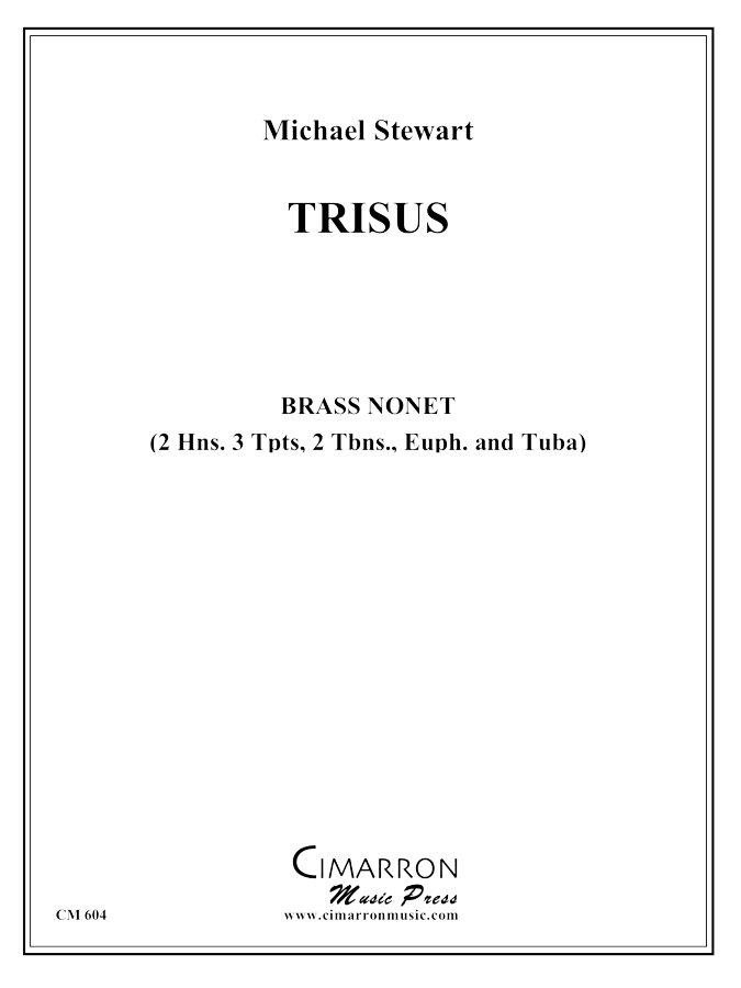 Stewart - Trisus - Brass Ensemble