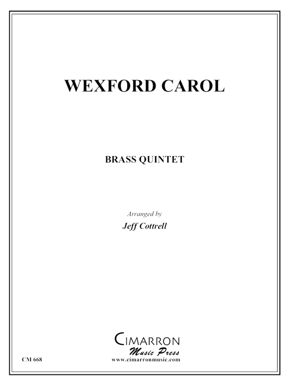 Traditional - Wexford Carol - Brass Quintet