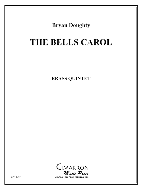 Doughty - The Bells Carol - Brass Quintet