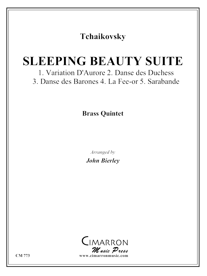 Tchaikovsky - Sleeping Beauty Suite - Brass Quintet