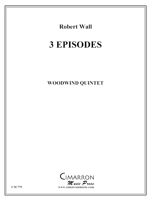 Wall - Episodes Episodes - Woodwind Quintet