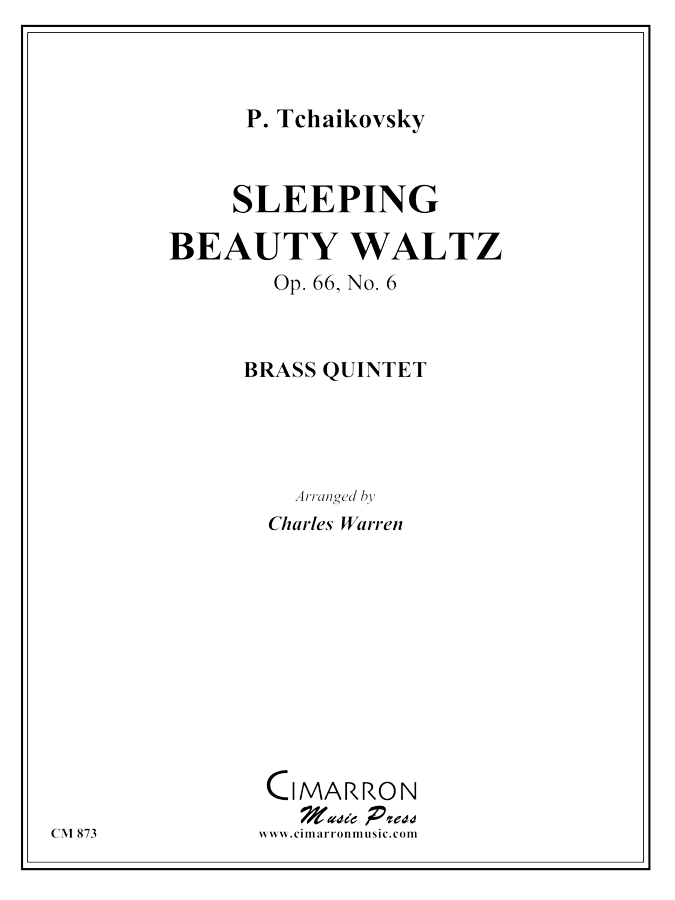 Tchaikovsky - Sleeping Beauty Waltz, Op. 66 No. 6 - Brass Quintet