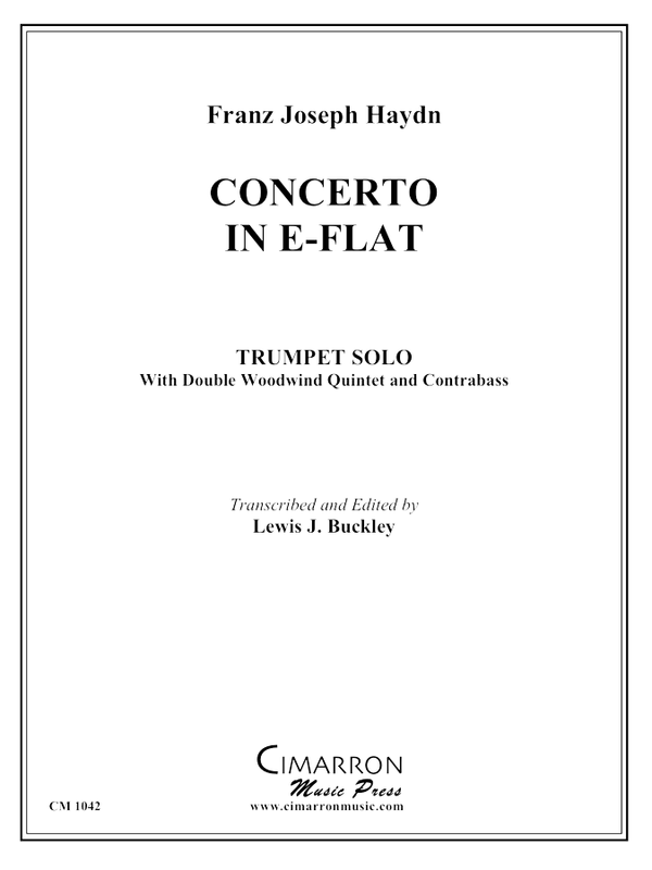 Haydn - Concerto in Eb - Trumpet and Wind Ensemble