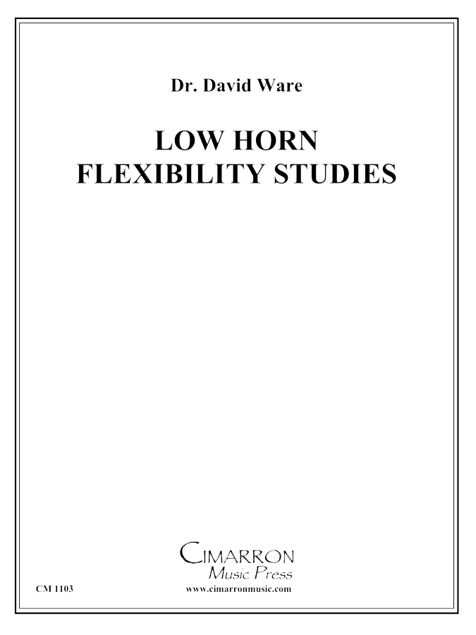 Ware - Low Horn Flexibility Studies
