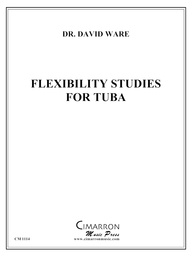 Ware - Flexibility Studies for Tuba
