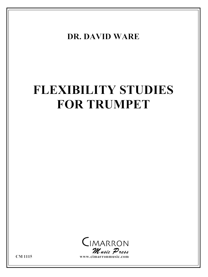 Ware - Flexibility Studies for Trumpet -