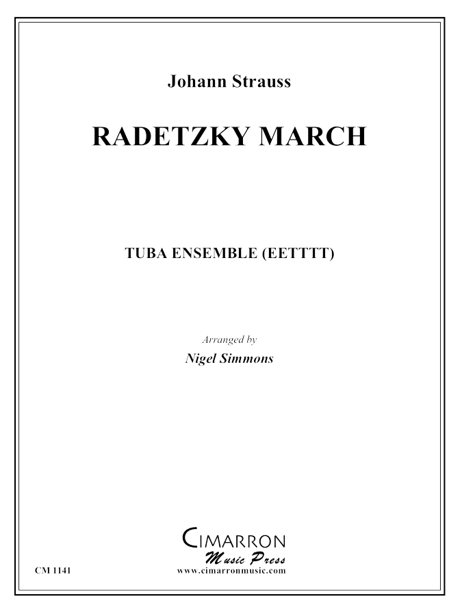 Strauss - Radetzky March - Tuba Ensemble