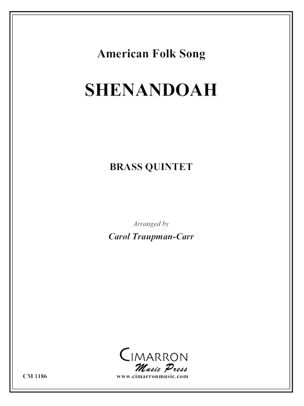 Traditional - Shenandoah - Brass Quintet