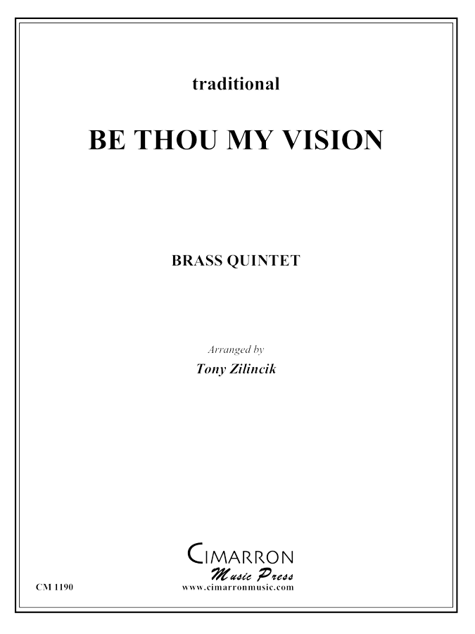 Traditional - Be Thou My Vision - Brass Quintet