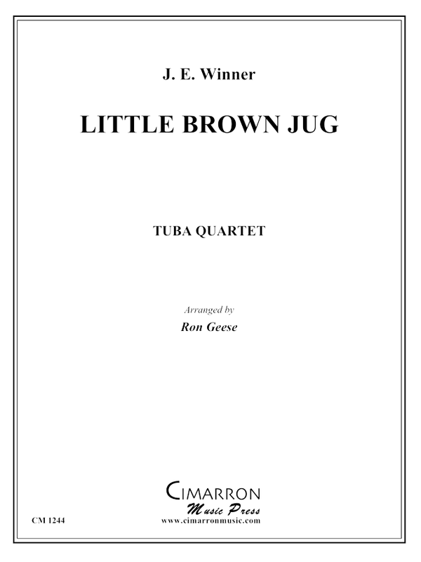 Winner - Little Brown Jug - Tuba Quartet