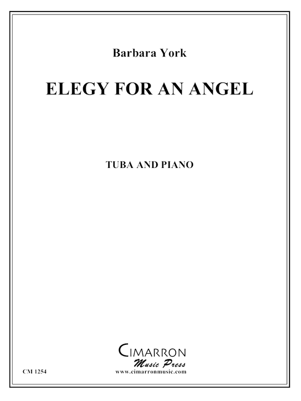York - Elegy for an Angel - Tuba and Piano
