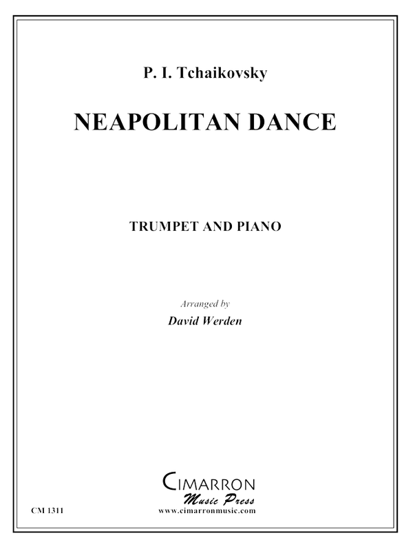 Tchaikovsky - Neapolitan Dance - Trumpet and Piano