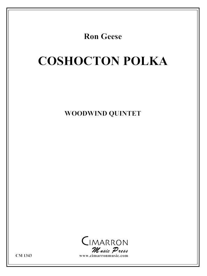 Geese - Coshocton Polka - Woodwind Quintet