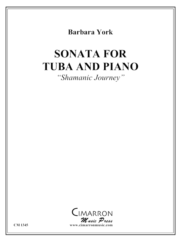 York - Sonata for Tuba and Piano