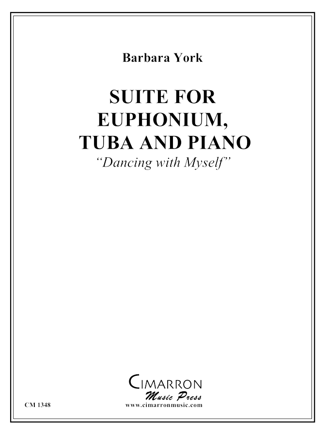 York - Suite for Euphonium, Tuba and Piano
