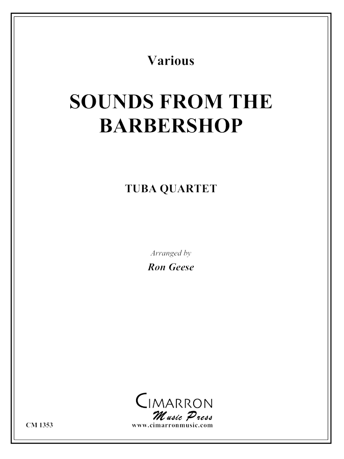 Various - Sounds from the Barbershop - Tuba Quartet (EETT)