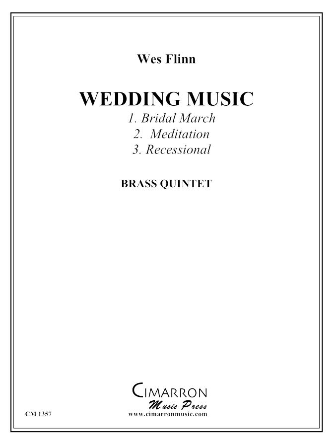 Flinn - Wedding Music - Brass Quintet